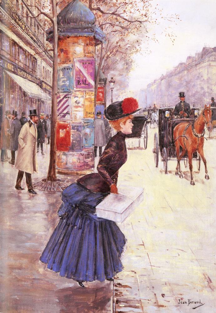 Femmes célibataires dans la rue simplicité