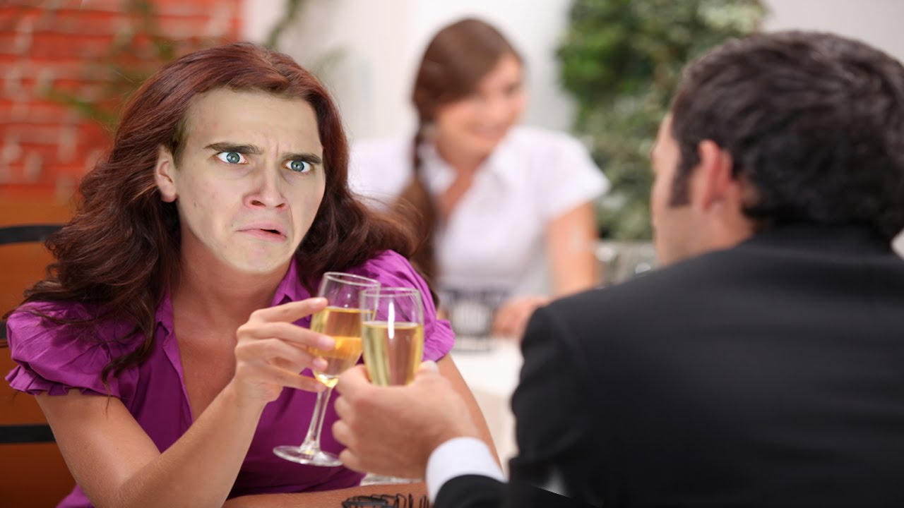 Speed dating Frau veut transexuelle frapper