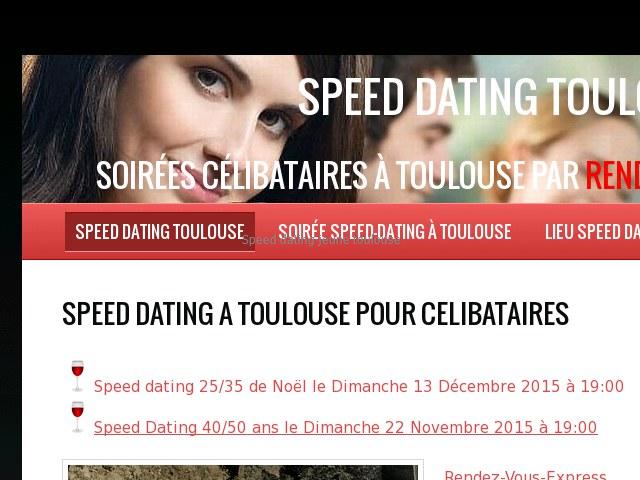 Speed dating jeune boy