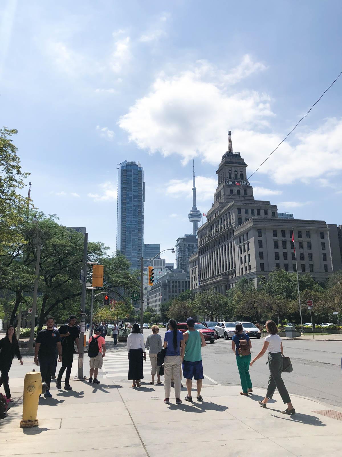 Annonces de rencontres Toronto notre
