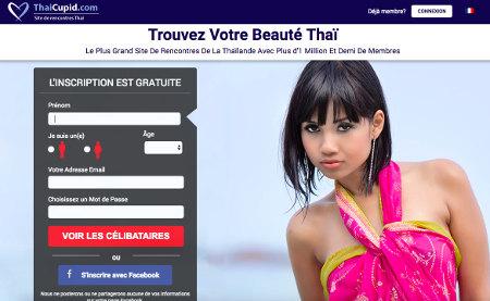 Rencontrer des filles thaïlandaises en emploie